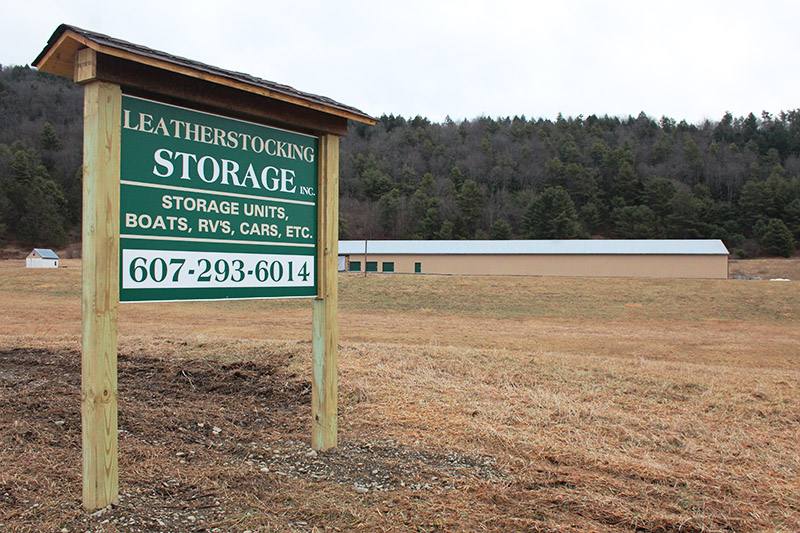 Leatherstocking Storage Facility